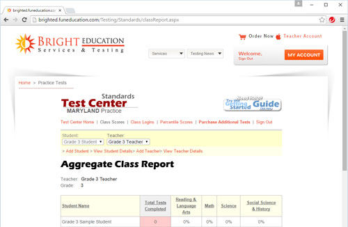Iowa Assessment Teacher And Classroom Practice Tests